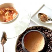 Naissance d'un plat … les audacieux oursins de Yannick Alléno
