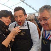 Premier Festival de la Truffe de Bourgogne à Chaumont – des grands chefs et un public sous le charme !