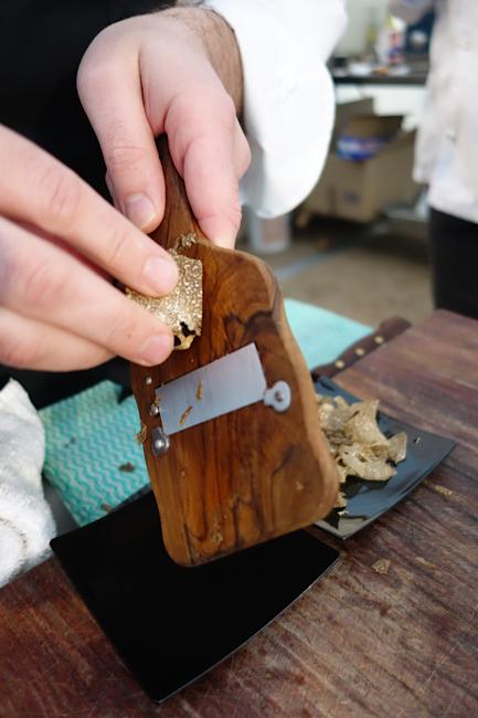 Toute la journée des préparations à base de truffes de Bourgogne seront présentées.