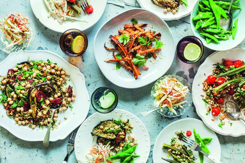 Cuisine d 39 ailleurs la cuisine v g tarienne du moyen for Cuisine conviviale