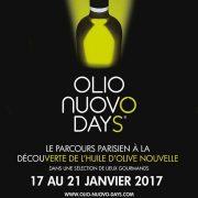 Olio Nuovo Days, un parcours à la découverte de l'huile d'olive nouvelle