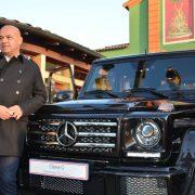 Mercedes lance la Classe G – Édition exclusive Paul Bocuse avec panier picnic dans le coffre !