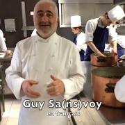 Guy Savoy fait le tour du monde de ses équipes pour souhaiter ses voeux en vidéo
