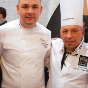 Laurent Lemal – 48 h après le Bocuse d'Or 2017 –