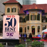 Asia's 50 Best Restaurant 2017 – Gaggan, André Chiang et Richard Ekkebus dans le trio de tête