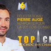 Pierre Augé – Petit Pierre restera à jamais le » Super Top Chef «