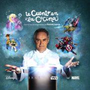 Ferran Adrià et Disney signent » Te cuento en la Cocina «… une application et un livre animé pour découvrir l'univers de la cuisine
