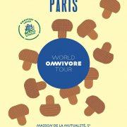 Omnivore J-7 – à la Maison de la Mutualité à Paris…. Y'a de la joie.