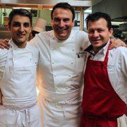 Glénat Éditions fait passer en cuisine ses chefs auteurs, c'était hier soir au Park Hyatt Vendôme