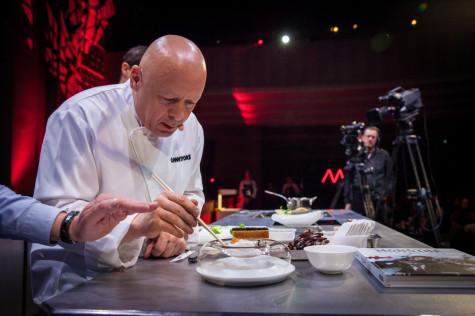 La joy food un mouvement de cuisine heureuse initi par - Chef de cuisine definition ...