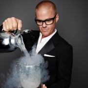Le  » Diners Club Lifetime Achievement Award » décerné à Heston Blumenthal
