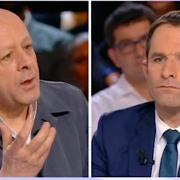 Benoît Hamon et Thierry Marx face à face dans l'Émission Politique