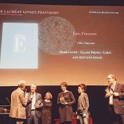 Éric Fréchon récompensé pour son dernier ouvrage chez Solar : » un livre prolongement des valeurs qui sont les miennes «