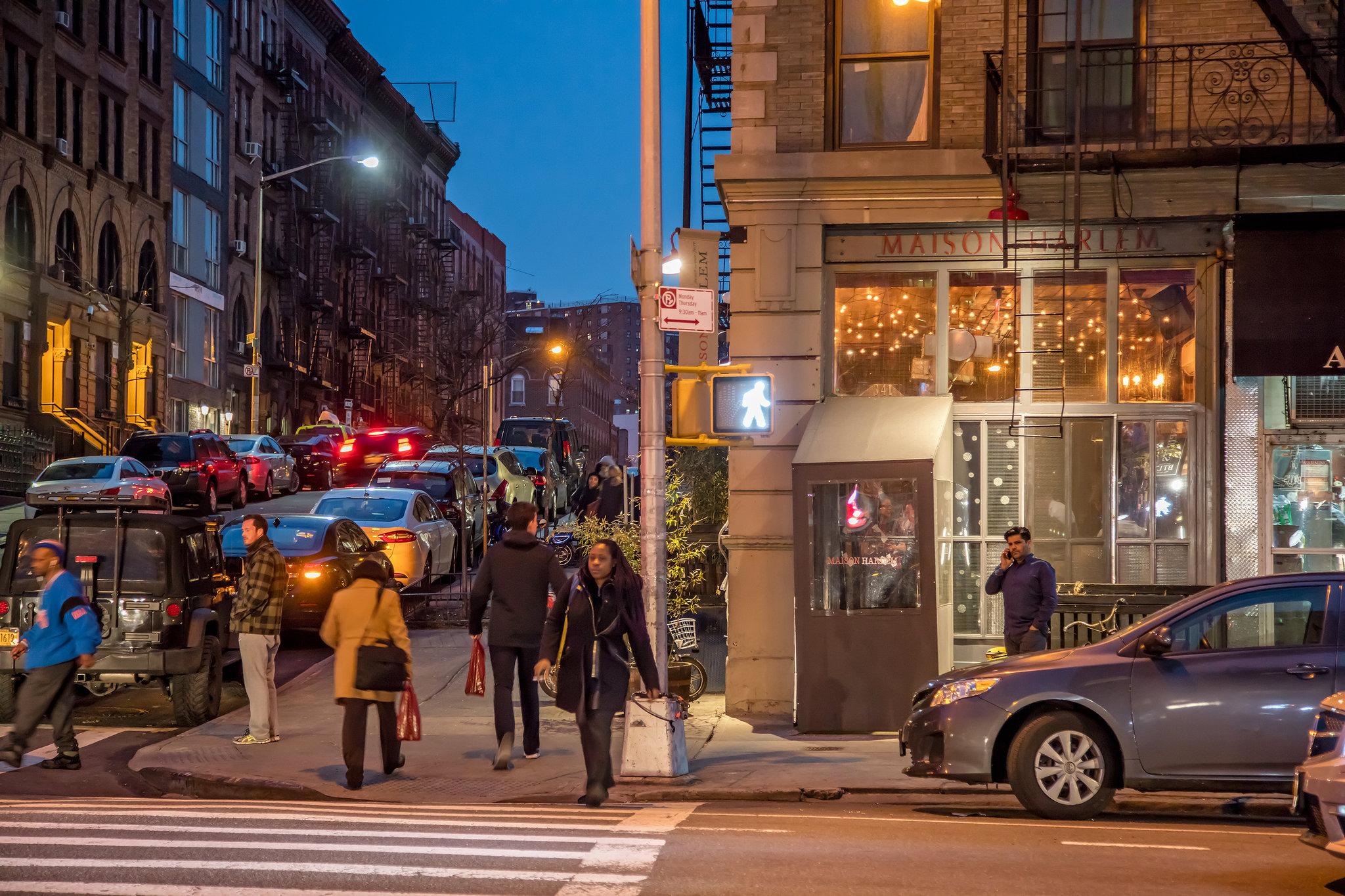 Cuisine Americaine 2017 : Harlem quartier phare de la culture afro américaine à