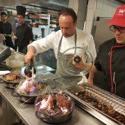 Haute Cuisine au W Verbier – Une sacrée équipe de chefs ! – Acte 2