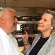 Guy Savoy – Le Patriarche – sur FOUDE – » La cuisine française se porte bien ! «