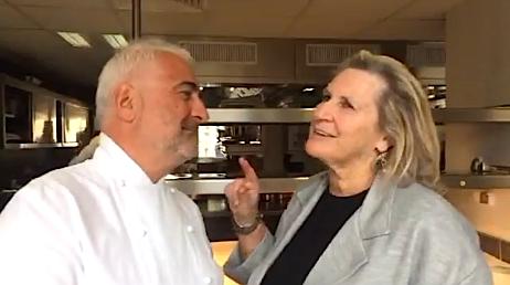 Guy savoy le patriarche sur foude la cuisine for Apprendre la cuisine francaise