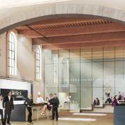 Lyon – » Cité de la Gastronomie » objectif : ouverture pour le Sirha 2019
