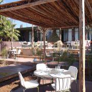 CHOUET nouvelle table des frères Pourcel à Marrakech une «Paillote Beldi Chic» signée Imaad Rahmouni