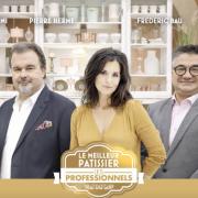 Philippe Conticini, Frédéric Bau, Pierre Hermé, Cyril Lignac – Jury du » Meilleur Pâtissier » version pro !