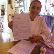 » Femmes en avenir » … de sans formation et au chômage jusqu'au poste de cheffe de cuisine