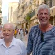 Anthony Bourdain est actuellement au Pays basque espagnol, puis en France