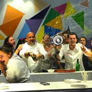 Taste of Paris 2017 au grand Palais… les chefs en Folie … le tout en image !