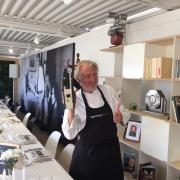 Pierre Gagnaire au Festival de Cannes pour Nespresso répond en live aux internautes