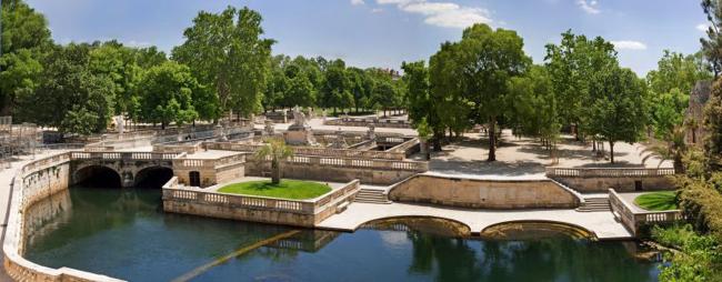 Escapade urbaine n mes la romaine veni vidi vici for Le jardin zen nimes
