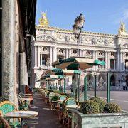 Café de la Paix à Paris … durant 10 jours le petit-déjeuner complet facturé 5 euros