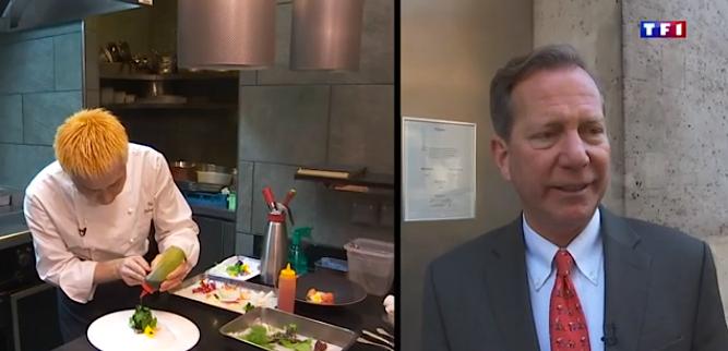 Ces cuisiniers japonais qui r ussissent paris parce for Restaurant japonais chef cuisine devant vous