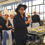 """"""" My Cuisine """" la nouvelle chaîne télé de cuisine, en scène Marc Veyrat, Pierre Hermé, Juan Arbelaez, Luana Belmondo…"""