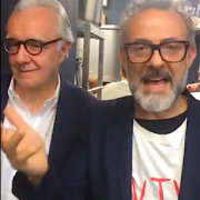 Massimo Bottura lance son restaurant solidaire à Londres – Reffetorio Felix – en compagnie de Alain Ducasse