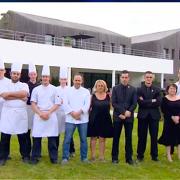 """"""" Bienvenue à L'hôtel """" sur TF1 … avec Thierry Drapeau chef 2 étoiles au guide Michelin"""