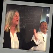 Patti Smith chante en live dans les cuisines des frères Roca