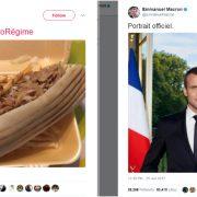 KebabGate – La photo du Kebab de Hamon, plus populaire que le portrait de Macron…