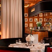 Réouverture de l'hôtel et du restaurant Fouquet's Barrière, nouvelle carte pour Pierre Gagnaire