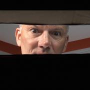 Christian Le Squer devient le premier chef à faire réaliser un film avec un drone en cuisine !