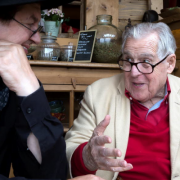 Marc Veyrat : » Christian Millau, je lui dois tout ! «