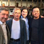 Michel Bras, Joan Roca, Gaston Acurio, Enrique Olvera, Yoshihiro Narisawa … au chevet de la planète à Mexico