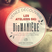 Beau, Bon, Bio … à Beaumanière le 1 er octobre – Save The date