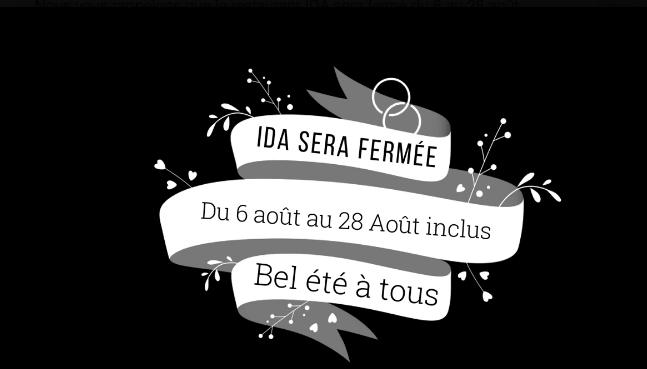 Ida Du Chef Denny Imbroisi Une Facon Originale D Annoncer La