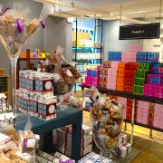 Londres – Le Chocolate Shop de Liberty
