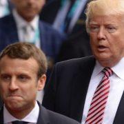 Le dîner du couple Trump au Jules Verne amuse la presse américaine et la toile