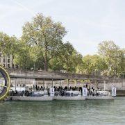 Réinventer La Seine – Une boulangerie sur une péniche à Paris en 2019
