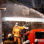 Tokyo – le marché aux poissons de Tsukiji en proie aux flammes à quelques mois de son déménagement