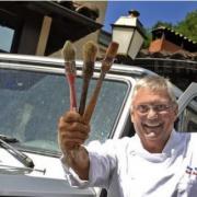 Paul Bocuse – Depuis 45 il travaille aux côtés du » Johnny Halliday de la cuisine «