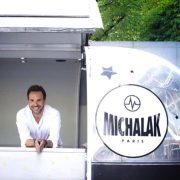 Christophe Michalak en son Food Truck pour l'été