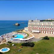 Hôtel du Palais à Biarritz – sous enseigne Four Seasons – ce n'est toujours pas fait !