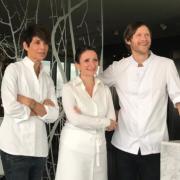 Dominique Crenn, Anne-Sophie Pic aux fourneaux de Rasmus Kofoed au restaurant Géranium à Copenhague